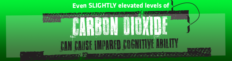 Carbon Dioxide - Indoor Air Quality