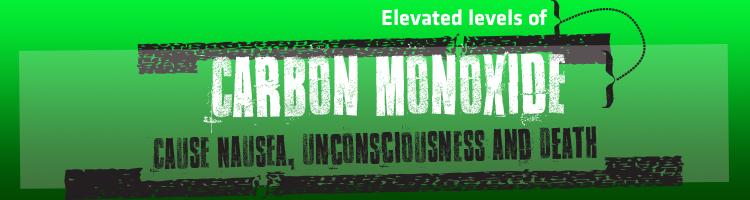 IAQ-carbon monoxide